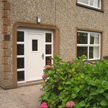 hope cottage portrush - exterior
